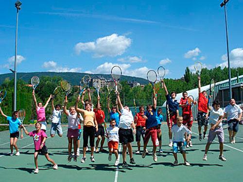 campamentos tenis jaca