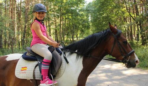 clases equitacion jaca