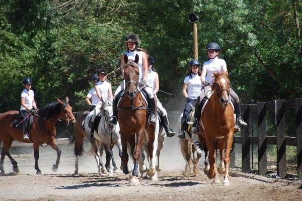 clases equitacion en jaca