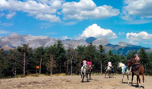 ruta break oxygen caballos