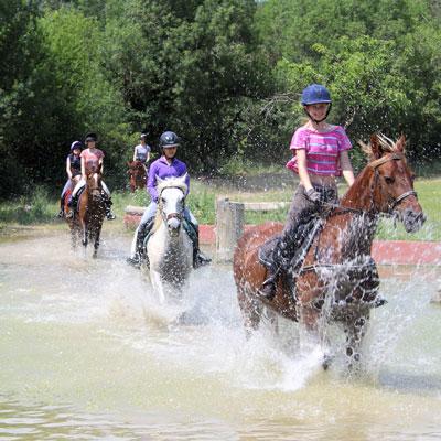campamentos equitacion