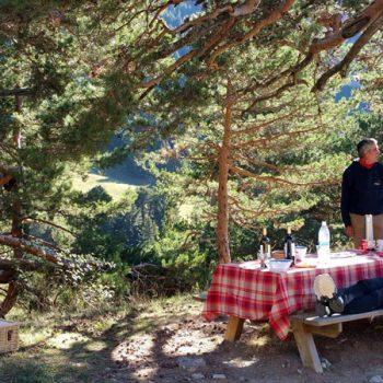 excursiones a caballo por el pirineo