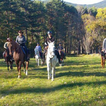ruta a caballo break oxygen