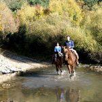 santo grial a caballo ruta ecuestre
