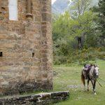 camino santo grial a caballo