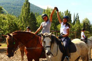 montar a caballo en jaca clases